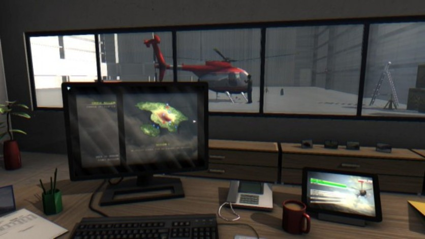 Screenshot 6 - Helicopter Simulator 2014: Search and Rescue