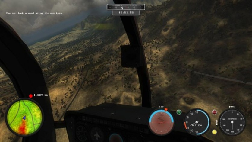 Screenshot 5 - Helicopter Simulator 2014: Search and Rescue