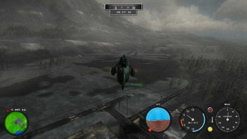 Screenshot 8 - Helicopter Simulator 2014: Search and Rescue