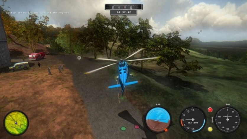 Screenshot 10 - Helicopter Simulator 2014: Search and Rescue