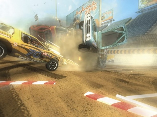 Screenshot 1 - FlatOut 2