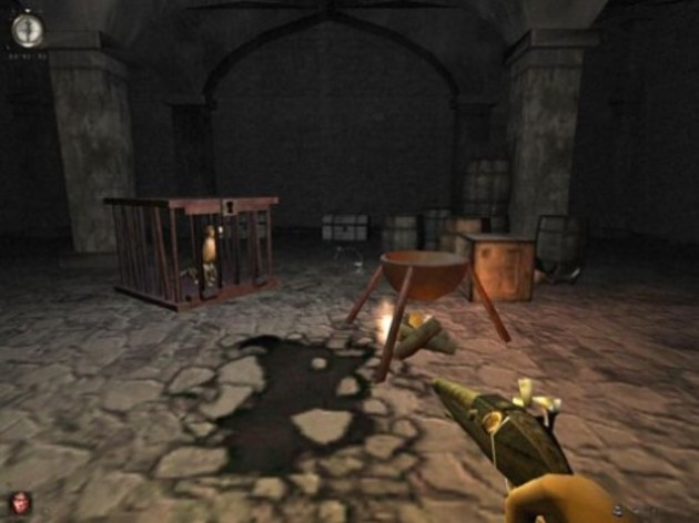 Screenshot 3 - Nosferatu: The Wrath of Malachi