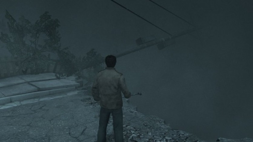 Screenshot 3 - Silent Hill Homecoming