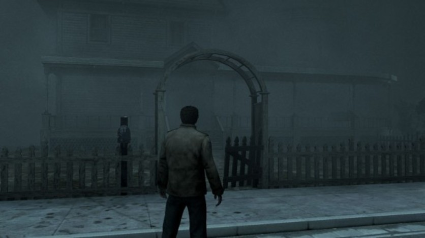 Screenshot 2 - Silent Hill Homecoming