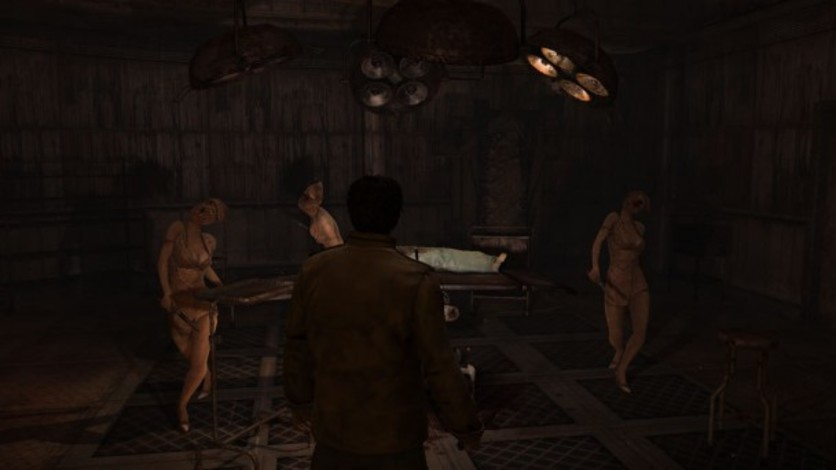 Screenshot 6 - Silent Hill Homecoming