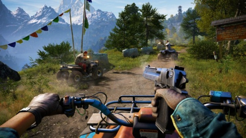 Screenshot 2 - Far Cry 4 - Hurk Deluxe Pack