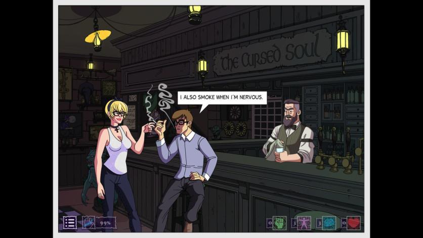 Screenshot 17 - Soul Gambler