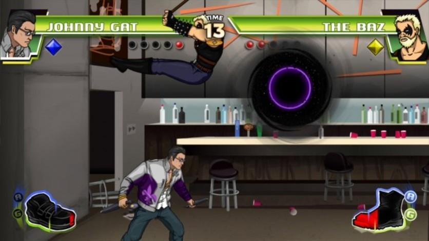 Screenshot 2 - Divekick