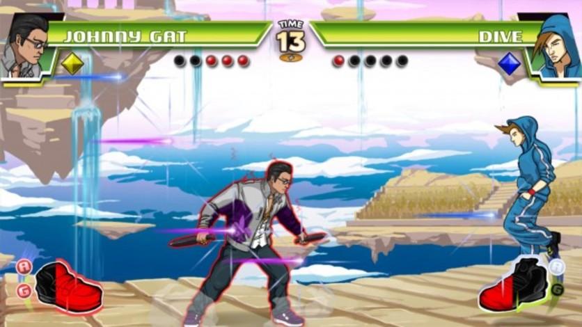 Screenshot 15 - Divekick