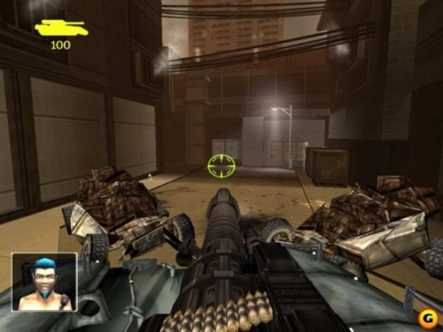 Screenshot 3 - Red Faction II