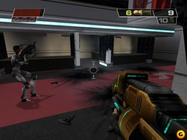Screenshot 13 - Red Faction II