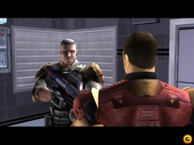 Screenshot 7 - Red Faction II