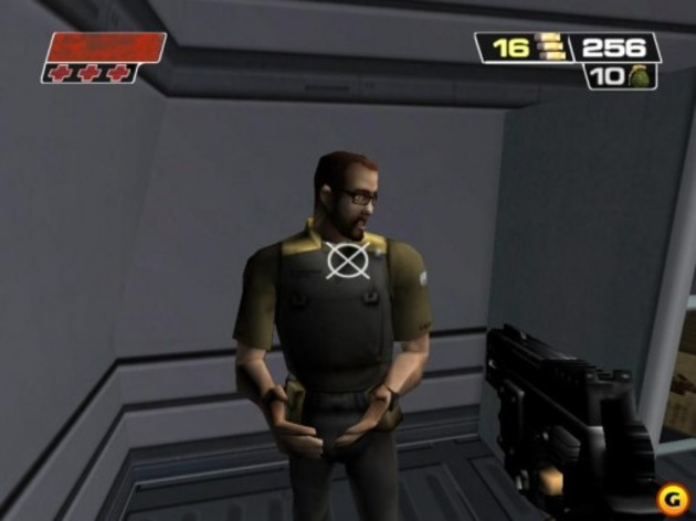Screenshot 14 - Red Faction II