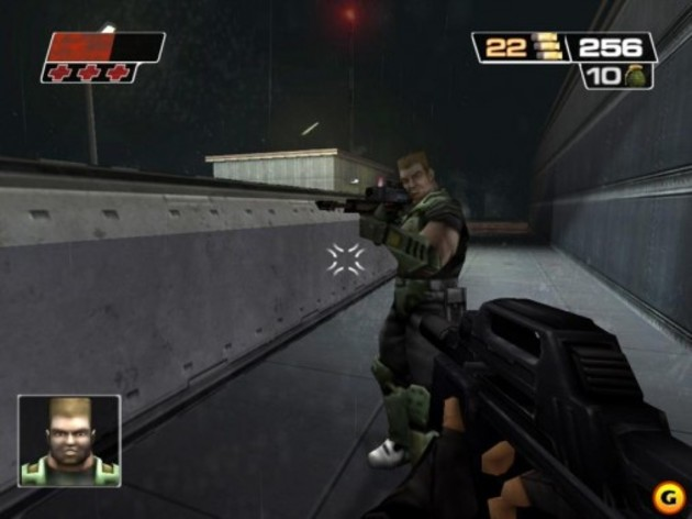 Screenshot 9 - Red Faction II