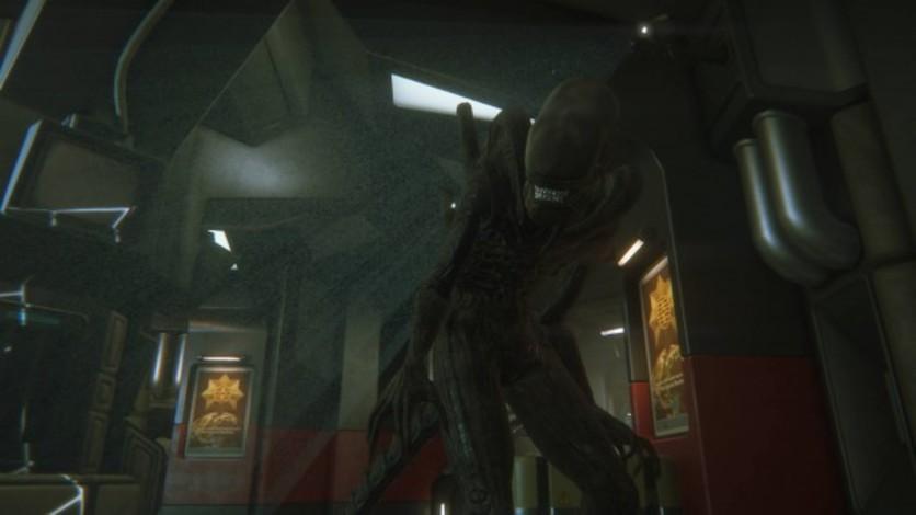 Screenshot 1 - Alien: Isolation - The Trigger