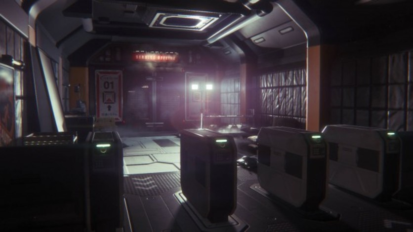 Screenshot 3 - Alien: Isolation - The Trigger