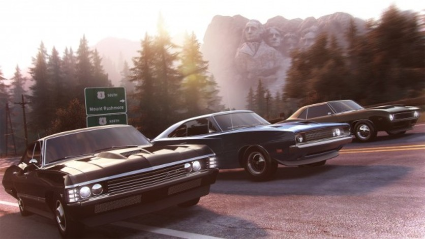 Screenshot 1 - The Crew - Extreme Car Pack