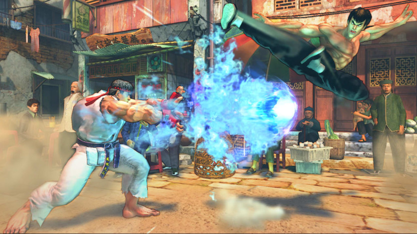 Screenshot 9 - Ultra Street Fighter IV