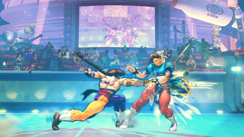 Screenshot 12 - Ultra Street Fighter IV