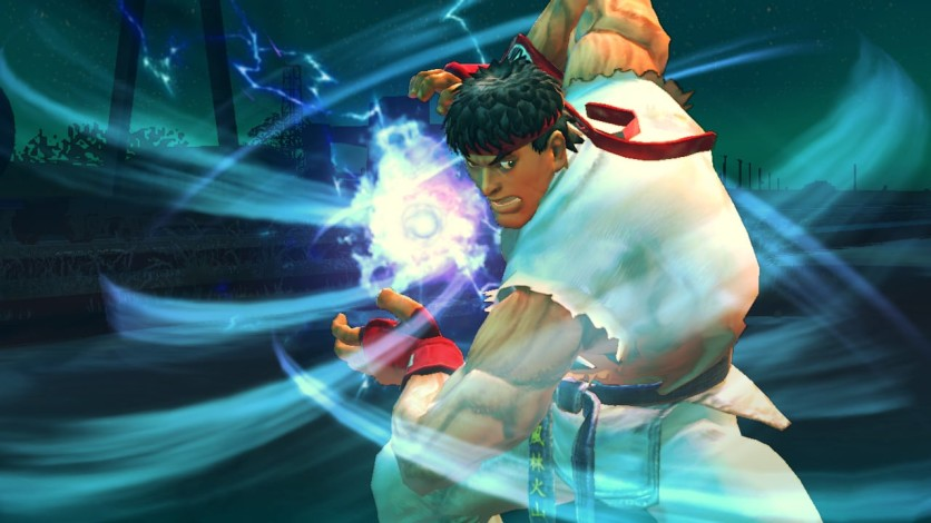 Screenshot 8 - Ultra Street Fighter IV