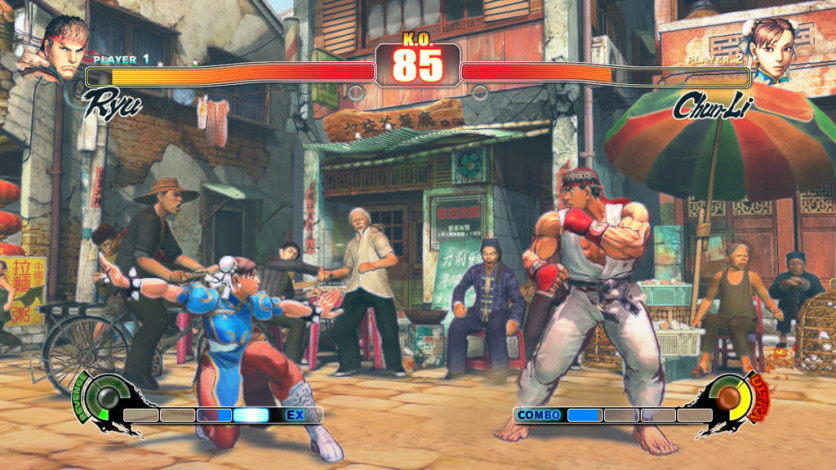 Screenshot 3 - Ultra Street Fighter IV