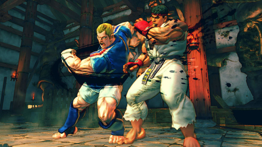 Screenshot 2 - Ultra Street Fighter IV