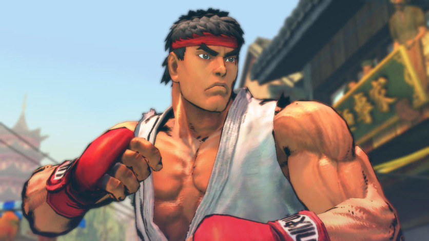 Screenshot 4 - Ultra Street Fighter IV