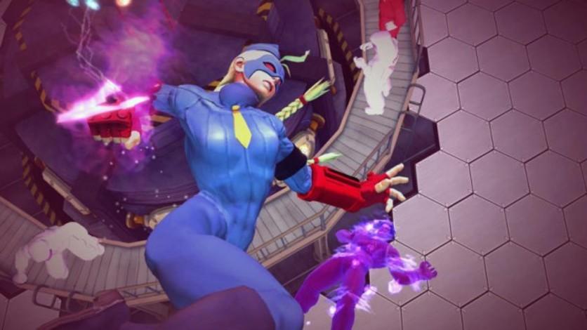 Screenshot 9 - Ultra Street Fighter IV