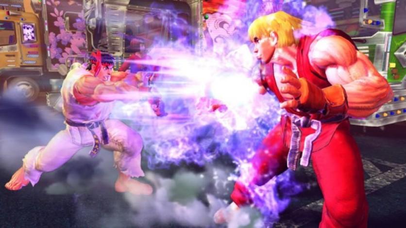 Screenshot 8 - Ultra Street Fighter IV