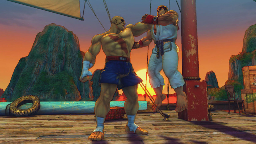 Screenshot 7 - Ultra Street Fighter IV