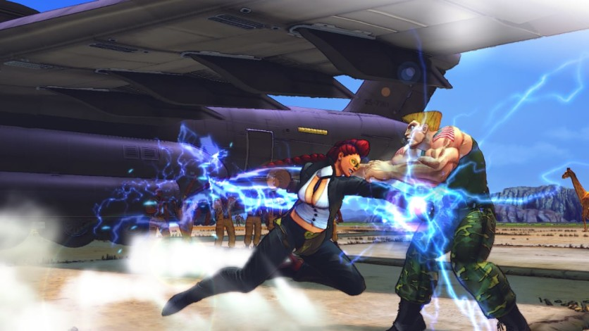 Screenshot 10 - Ultra Street Fighter IV