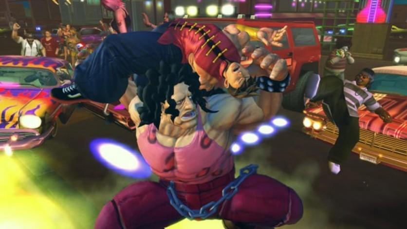 Screenshot 10 - Ultra Street Fighter IV