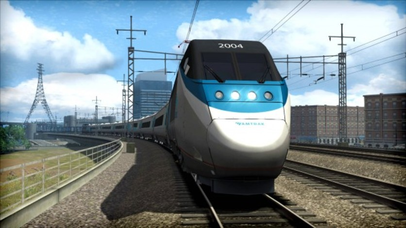 Screenshot 4 - Train Simulator 2015