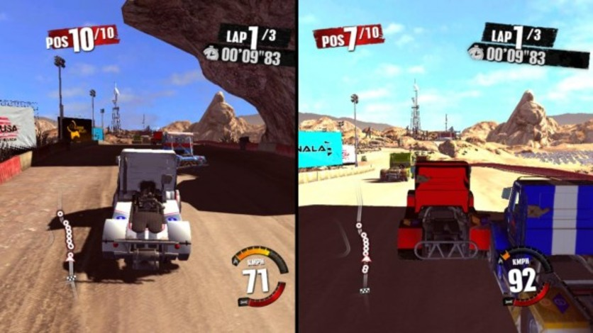 Screenshot 3 - Truck Racer