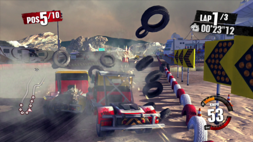 Screenshot 8 - Truck Racer