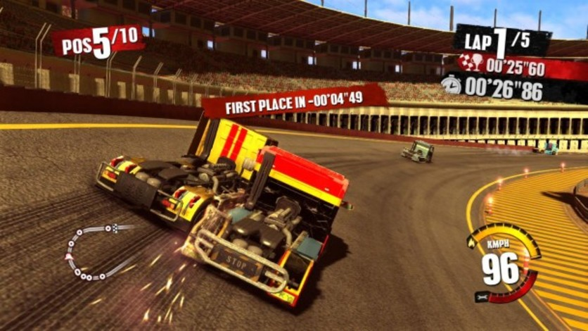 Screenshot 6 - Truck Racer