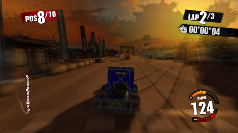 Screenshot 10 - Truck Racer