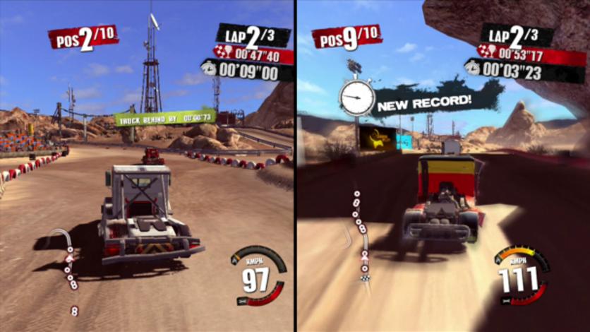Screenshot 5 - Truck Racer