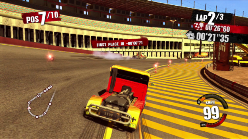 Screenshot 4 - Truck Racer