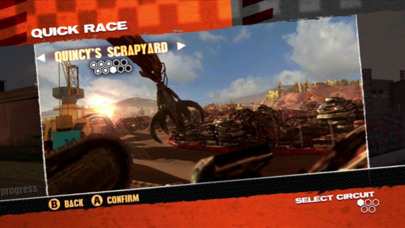 Screenshot 2 - Truck Racer