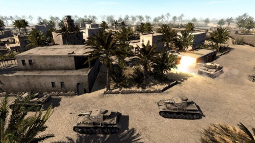 Screenshot 5 - Men of War: Assault Squad 2