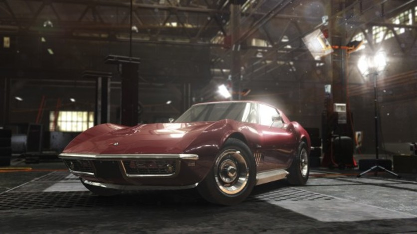 Screenshot 1 - The Crew - Vintage Car Pack