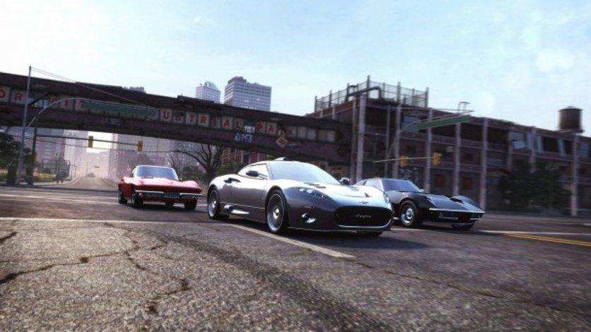 Screenshot 3 - The Crew - Vintage Car Pack