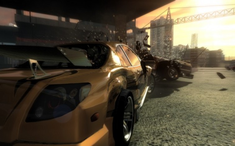 Screenshot 3 - FlatOut: Ultimate Carnage
