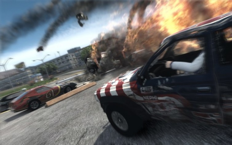 Screenshot 7 - FlatOut: Ultimate Carnage