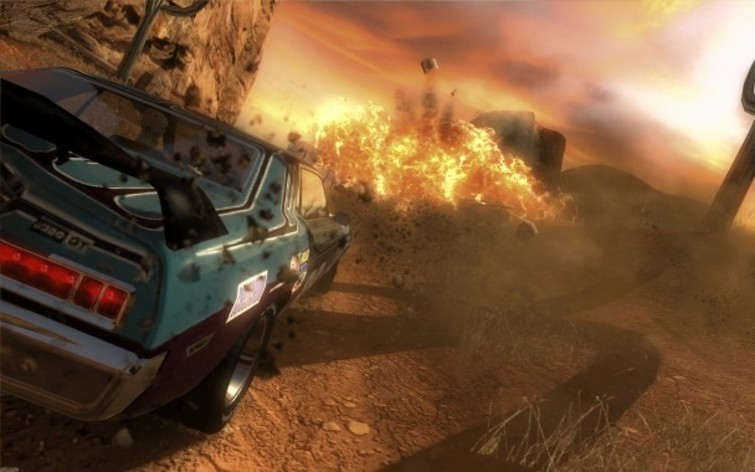 Screenshot 11 - FlatOut: Ultimate Carnage
