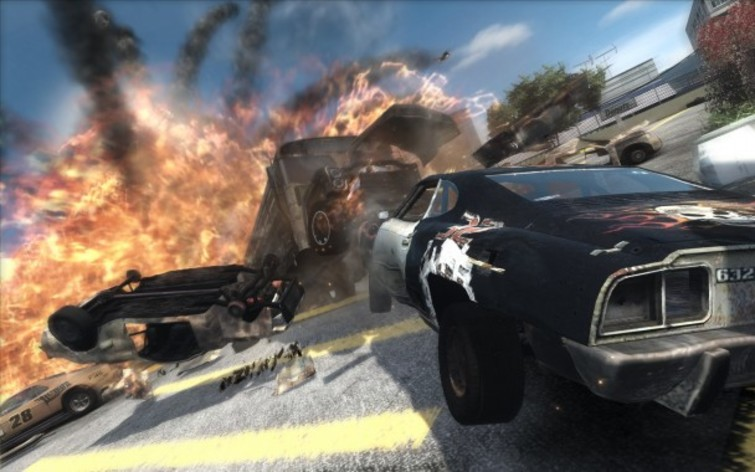 Screenshot 5 - FlatOut: Ultimate Carnage