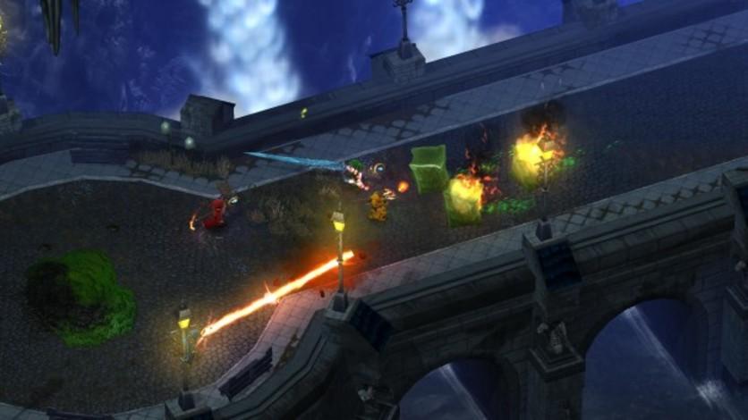 Screenshot 2 - Magicka: Dungeons & Gargoyles