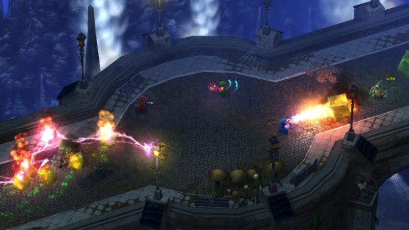 Screenshot 6 - Magicka: Dungeons & Gargoyles