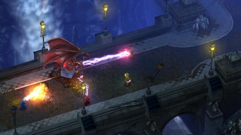 Screenshot 10 - Magicka: Dungeons & Gargoyles